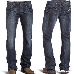 Taverniti Jeans distressed men's 38 Dennis pant